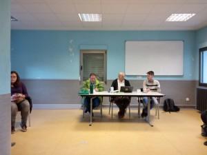 Debate en Cuenca